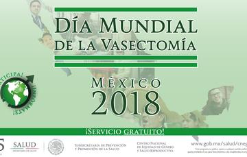 Día Mundial de la Vasectomía