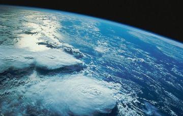 La atmósfera, esencial para el mantenimiento de la vida