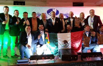 "Ganadores del ""XIV Campeonato Mundial de Pesca de Lobina México 2018"""