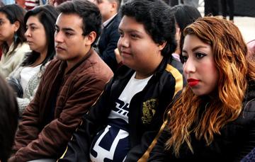 Jóvenes en el catálogo de intervenciones