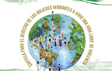 Cartilla Derechos Mujeres Migrantes