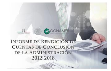 Informe de rendición de cuentas de conclusión de la Administración 2012-2018
