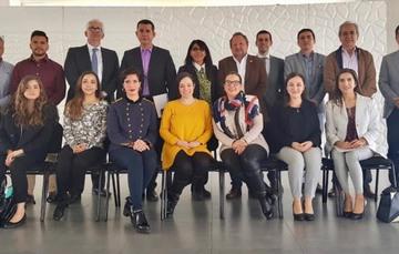 """""""Segunda Sesión Ordinaria del Consorcio del Nodo Jalisco RGMX"""""""