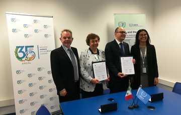 Convenio de cooperación entre el ININ y el CEA