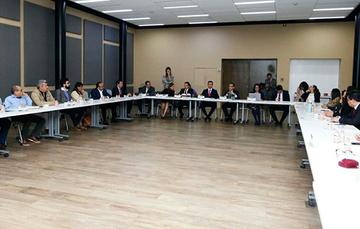 Tercera Reunión Plenaria con las Entidades Federativas que han Suscrito Convenio de Adhesión a la Política Inmobiliaria en materia de Telecomunicaciones y  Radiodifusión.