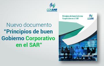 """CONSAR publica los """"Principios de Buen Gobierno Corporativo en el Sistema de Ahorro para el Retiro""""."""
