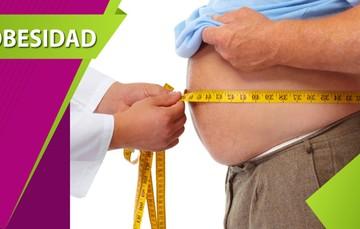 Si padeces obesidad, recuerda que cuentas con PPRESyO.   ¡Infórmate!