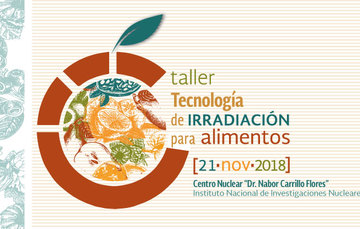 Taller de irradiación para alimentos
