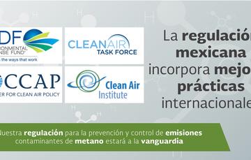 La regulación mexicana incorpora mejores prácticas internacionales