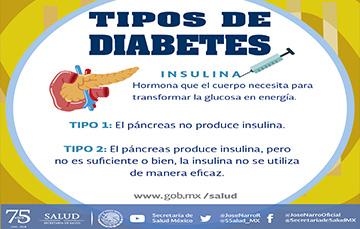 14 de noviembre día de diabetes tipo uno