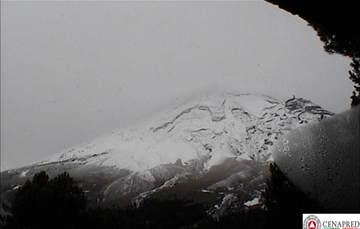 En las últimas 24 horas, por medio de los sistemas de monitoreo del volcán Popocatépetl, se identificaron 82 exhalaciones acompañadas de vapor de agua, gas y ligeras cantidades de ceniza.