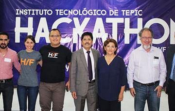 El IT Tepic busca a través de estos eventos promover con la comunidad tecnológica la importancia del uso de la tecnología para ver problemas de la vida cotidiana.