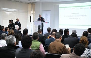 Seminario Oportunidades de negocio en el mercado Halal