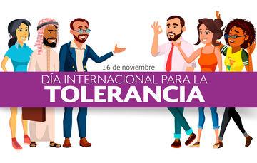 Día Internacional para la Tolerancia
