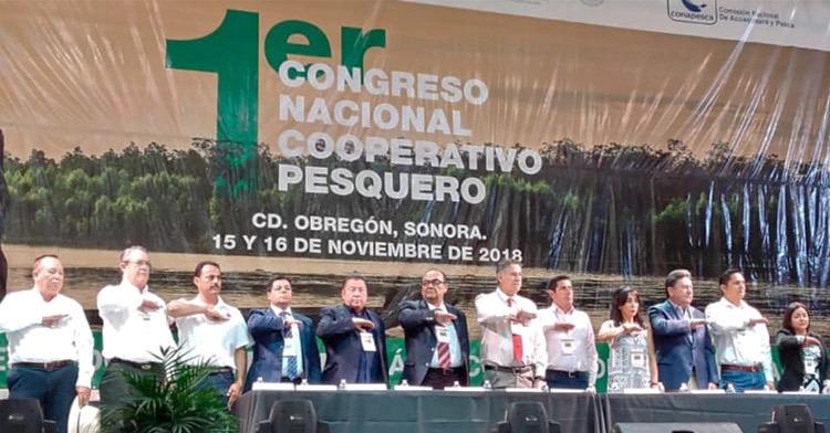 Primer Congreso Nacional Cooperativo Pesquero 2018