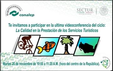 Videoconferencia: La Calidad en la Prestación de los Servicios Turísticos