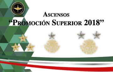 """Banner de la promoción """"2018"""""""