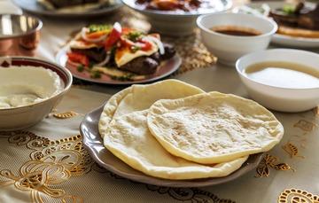 Comida musulmana