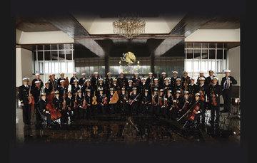 Orquesta Filarmónica d la Secretaría de Marina-Armada de México,.