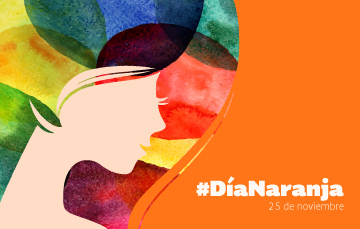 """La Mapoteca """"Manuel Orozco y Berra"""" se une a esta conmemoración para contribuir a construir un mundo libre de violencia contra las mujeres"""