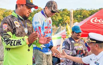 Torneo de Pesca en Kayak