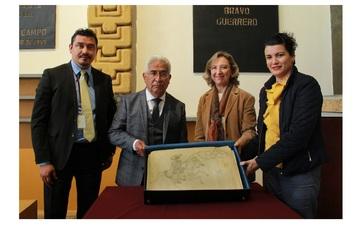Donación al Archivo General de la Nación