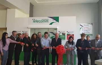 Telecomm atiende a 70 municipios de los 113 con los que cuenta el estado, continuando con el plan de expansión de Sucursales.