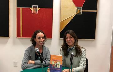 Dra. Alexandra Délano y la Dra. Natalia Saltalamacchia