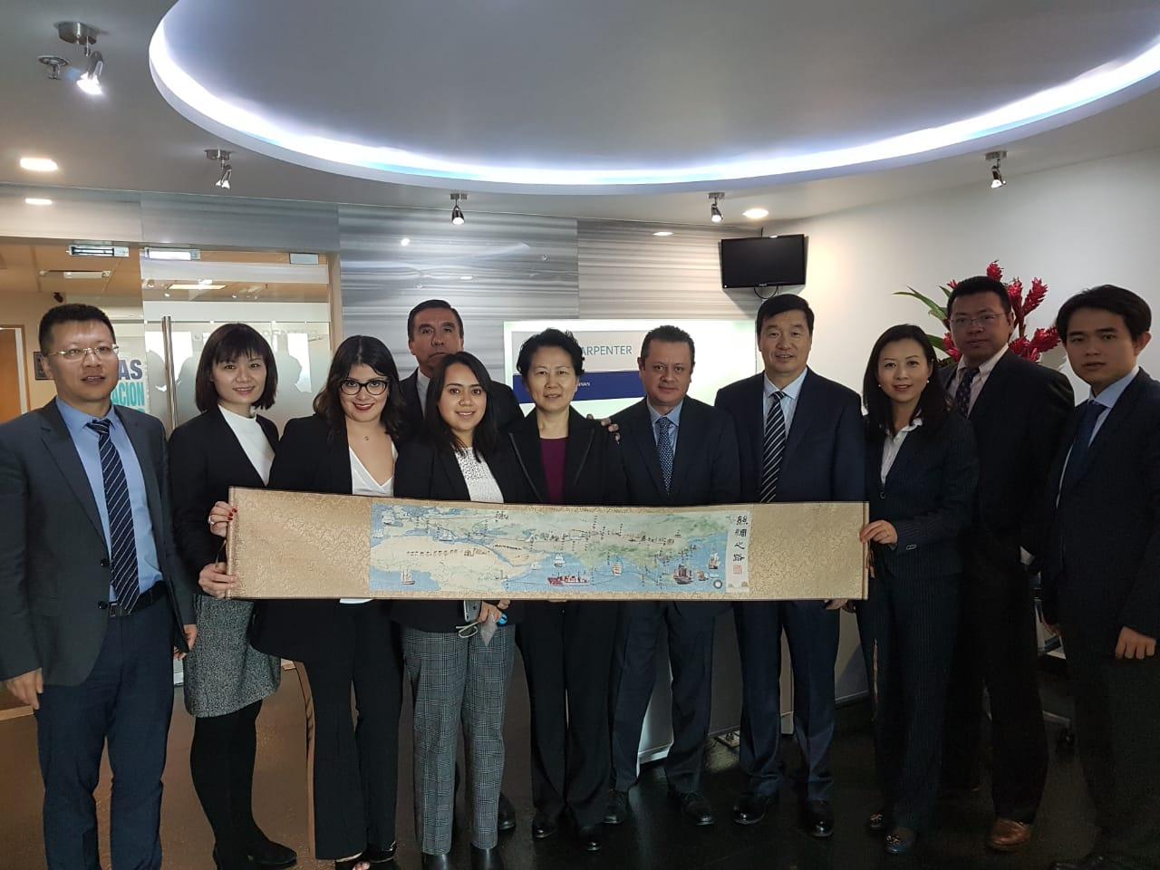 Delegación de China