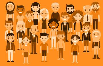 La campaña ÚNETE ha usado el color naranja como símbolo de un futuro más brillante, libre de violencia contra mujeres y niñas