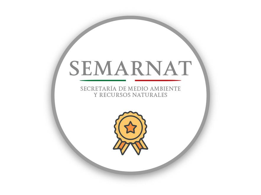 Servicio digital reconocido de SEMARNAT