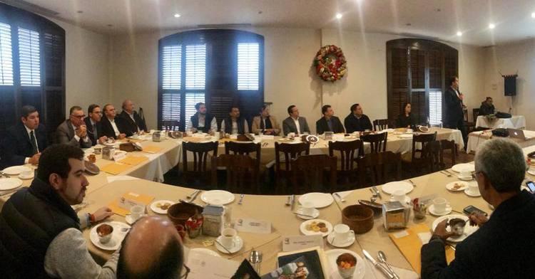 La Secretaría de Agricultura, Ganadería, Desarrollo Rural, Pesca y Alimentación (SAGARPA), refrendó su compromiso de colaboración con el Clúster Agroalimentario de Nuevo León.
