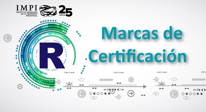 Registro de marcas de certificación