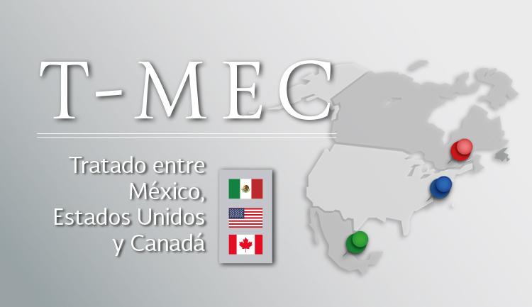 Logo T-MEC
