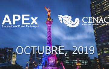 CENACE, el operador eléctrico mexicano, será anfitrión de la Conferencia APEx 2019 en la Ciudad de México