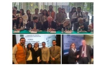 """Inauguración del Foro """"Políticas Públicas y Presupuesto para Ciencia, Tecnología e Innovación"""""""