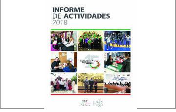 Informe de Actividades 2018