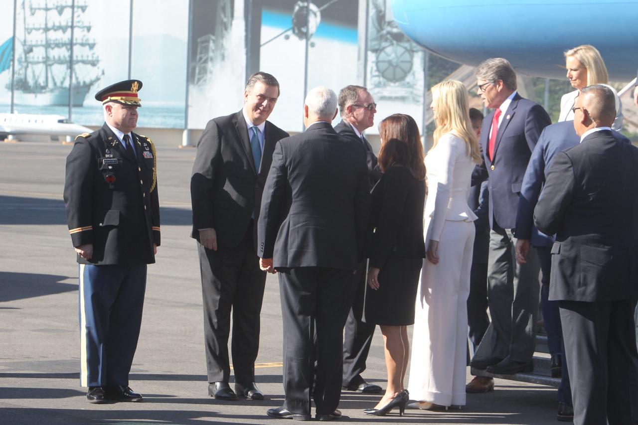 Arribo de invitados internacionales a toma de posesión de Andrés Manuel López Obrador