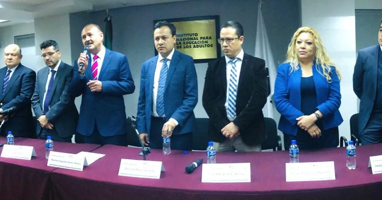 Influye INEA en mejorar nivel de vida de los mexicanos: Marcos Bucio Mújica