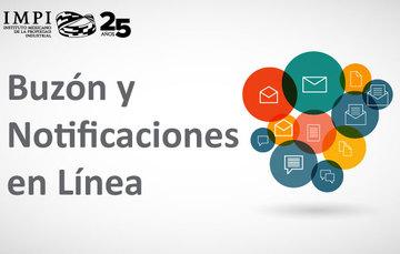 ¿Conoces los servicios de Buzón y Notificaciones en línea?