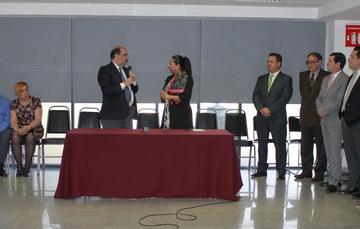Dr. Carlos Javier Echarri Cánovas, nuevo Secretario General del Consejo Nacional de Población