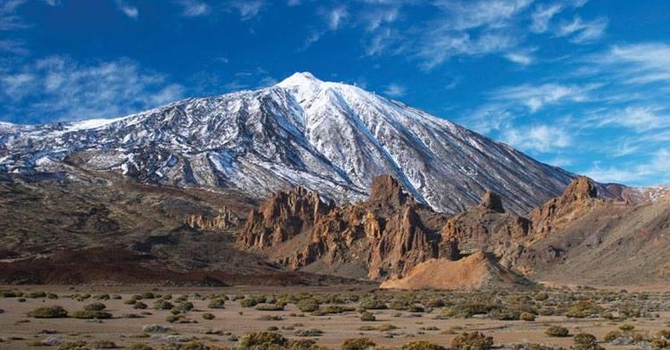 Las montañas son importantes recuerda la FAO al celebrar estos ecosistemas.