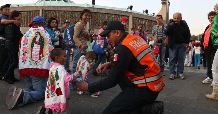 Se reforzará la vigilancia en las principales carreteras federales que confluyen en la Ciudad de México y en las de todo el territorio nacional.