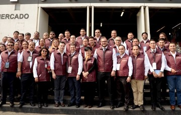 Personal de PROFECO inicia el operativo de verificación y vigilancia Basílica 2018