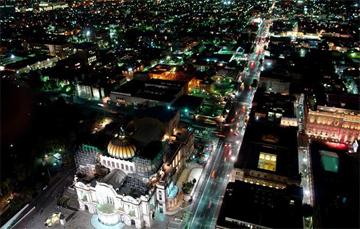 """En la Mapoteca """"Manuel Orozco y Berra"""" se puede consultar el """"Plano General de Indicación de la Ciudad de México"""""""