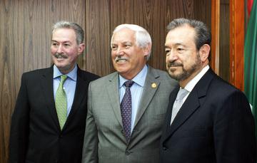 Designan nuevo equipo de Directores del Fideicomiso de Riesgo Compartido FIRCO.