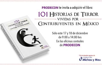 101 Historias de Terror