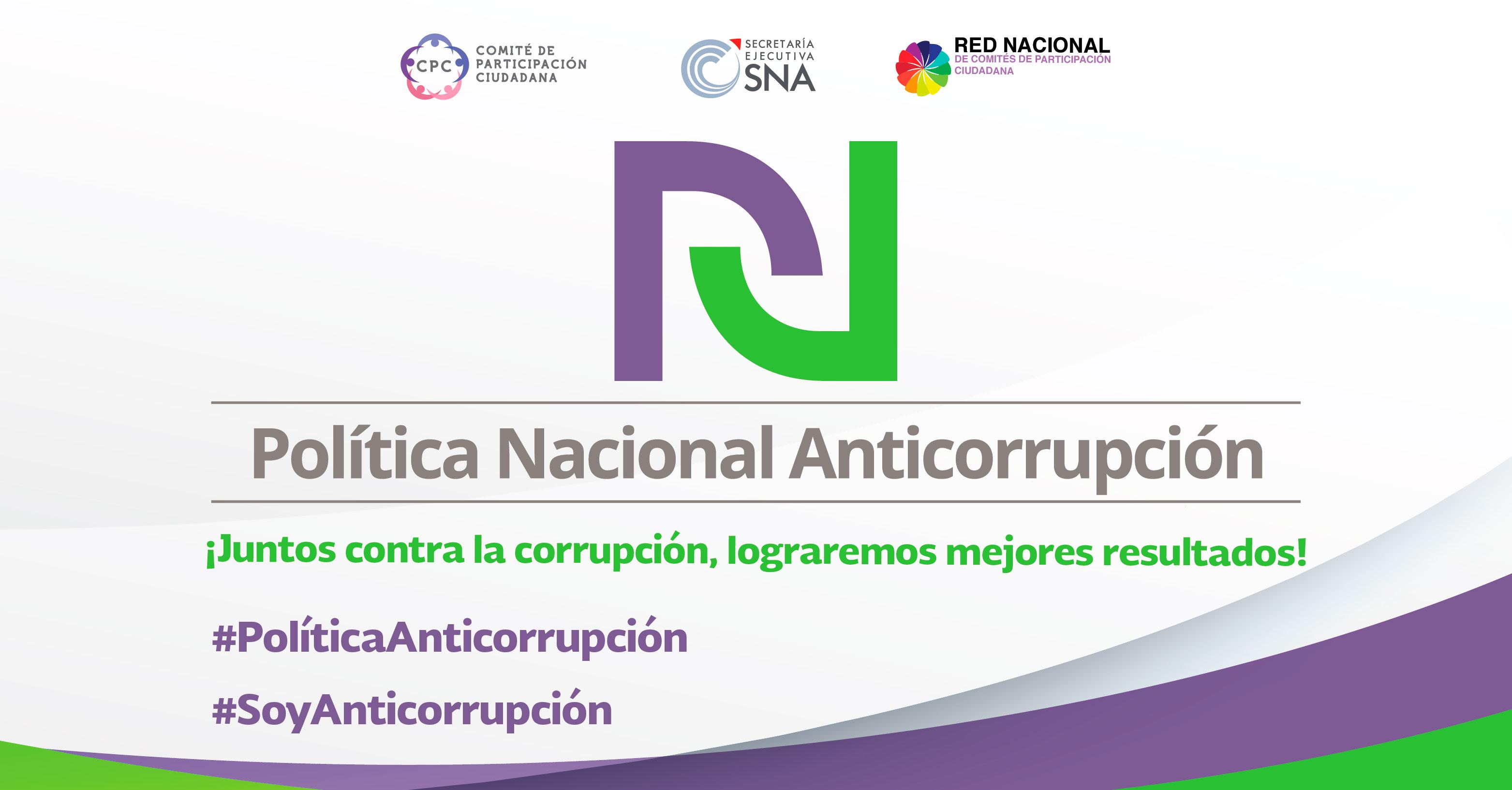 Política Nacional Anticorrupción