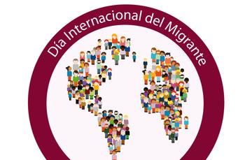 Infografía- Día internacional del migrante.