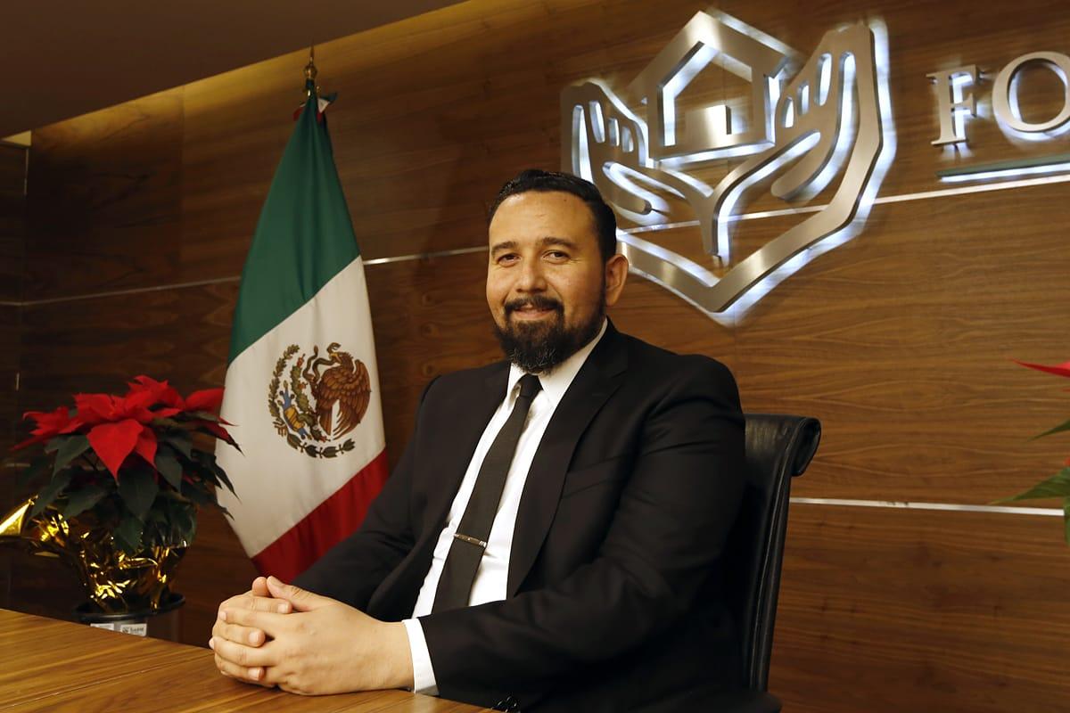 Agustín Rodríguez López, el nuevo Vocal Ejecutivo del FOVISSSTE